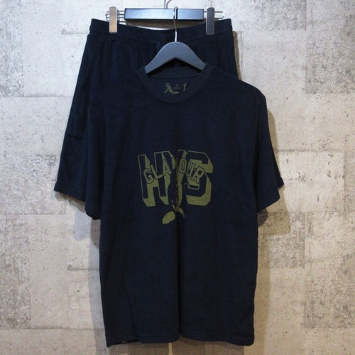 HYSTERIC GLAMOUR 19SS HYS pt 巾着付セットアップ