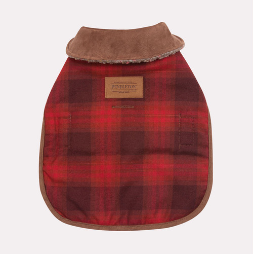 PENDLETON (ペンドルトン)PLAID DOG COAT(XS・S・M)