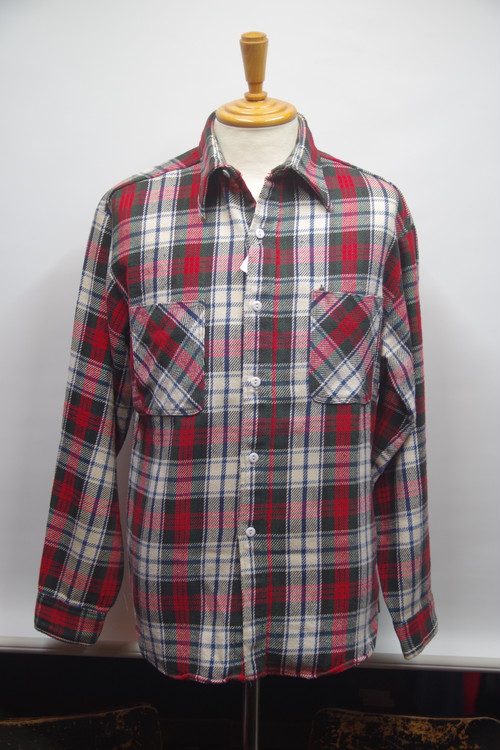70's BIG MAC Heavy Flannel Shirts