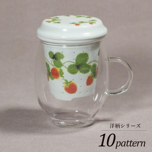おしゃれマグ 洋柄シリーズ 10-005-B