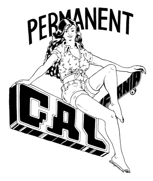 Permanent Club T-shirt
