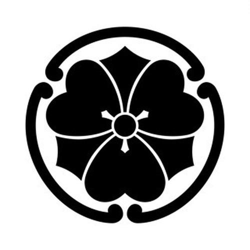 三つ鐶輪に剣片喰 aiデータ