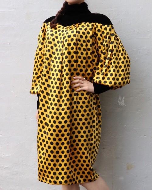 80's Ungaro silk dress