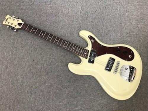 Aria(アリア)/DM-01 モズライト タイプ エレキギター ホワイト