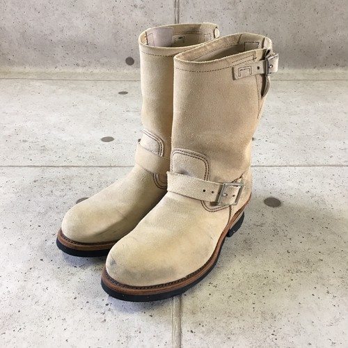RED WING ENGINEER BOOTS size:27cm