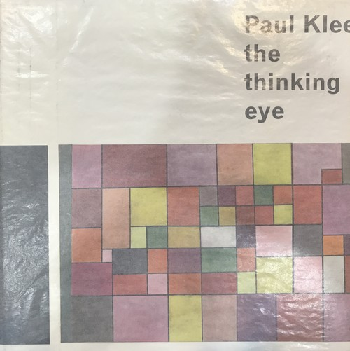 paul klee the thinking eye