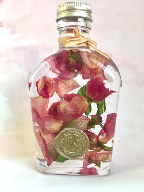 【the ROSERIUM】rose cocktail