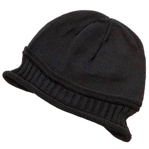 SEVENTY FOUR(セブンティーフォー) / ROLL UP SHORT BEANIE(STF20SS22)(ショートビーニー)