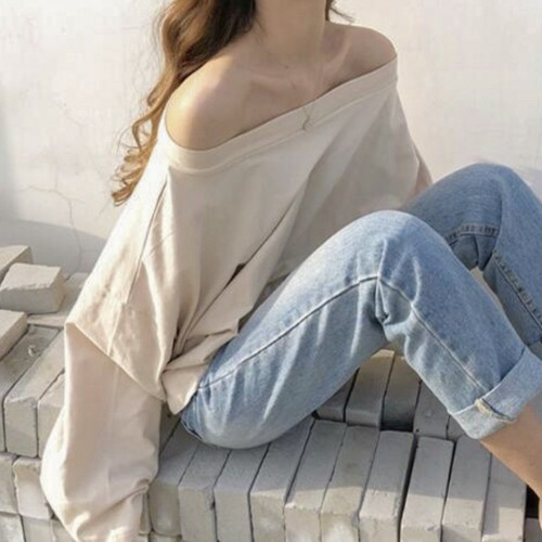 Relax Off-Shoulder
