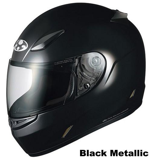 OGK FF-R3 Black Metallic