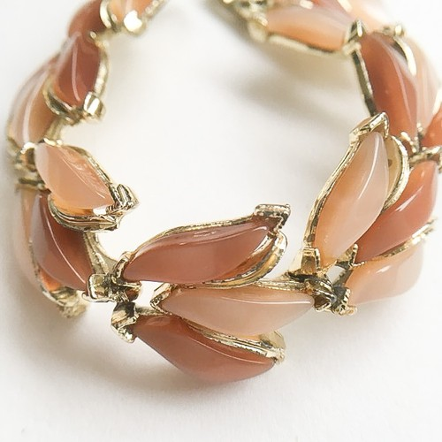 brown thermoset bracelet[h-76]