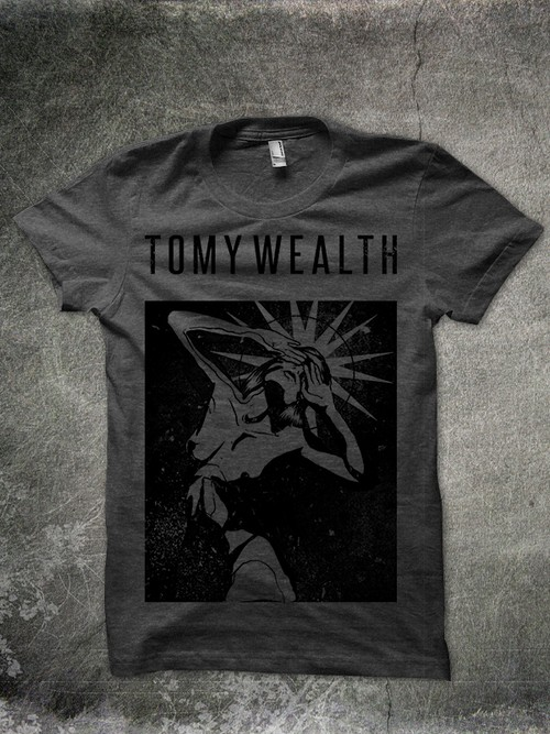 【Tomy Wealth】Icarus T-Shirts
