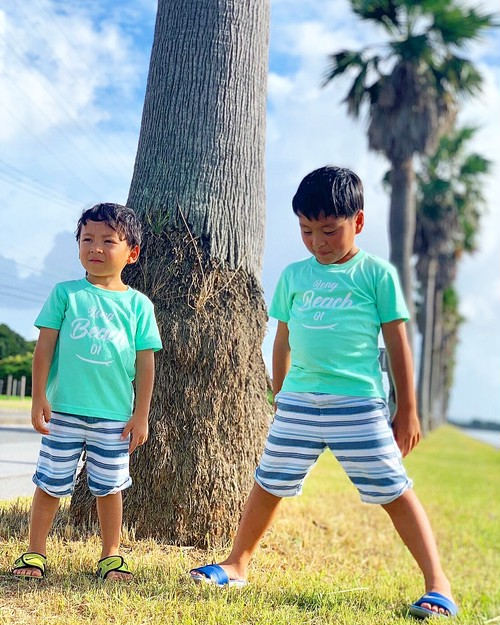 KIDS☆Long Beach Tshirt