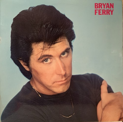 【LP】BRYAN FERRY/These Foolish Things