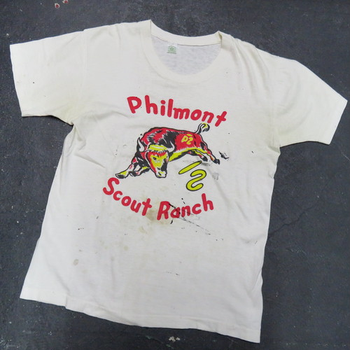 1950's BOY SCOUT Tee-Shirts