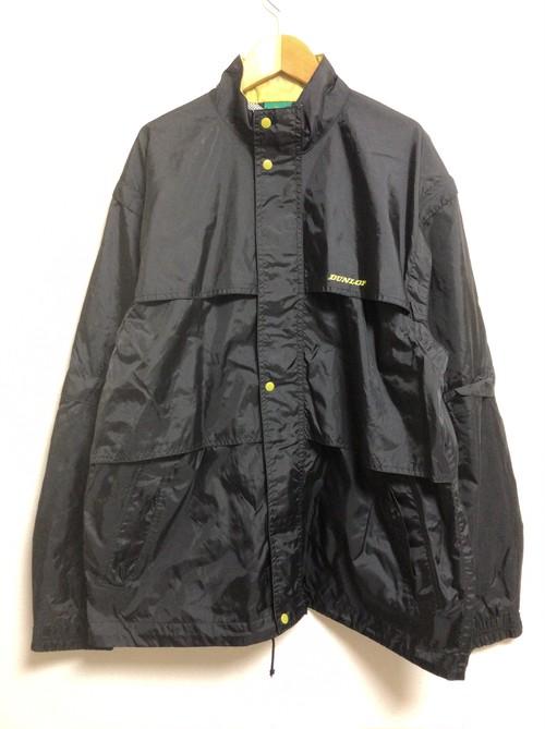 2000's DUNLOP removable nylon jacket