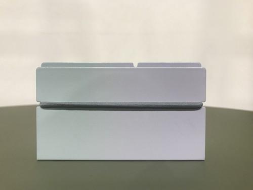 カードケース SC-09 たちこめる霧に咲く紫陽花の色