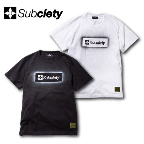 Subciety(サブサエティ) | 【SPOT】STENCIL THE BASE S/S