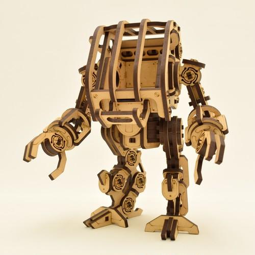 チキチキロボット 組み立てキット