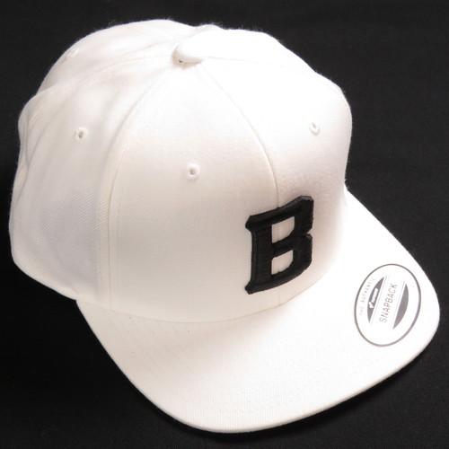 BEEF MAN  CAP    (black・white・red)