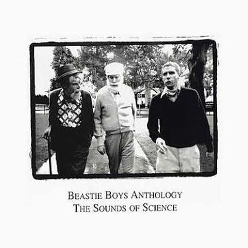 【USED】BEASTIE BOYS / BEASTIE BOYS ANTHOLOGY : THE SOUND OF SILENCE