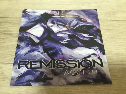 Remission - Accept CD