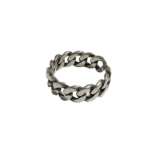 Silver 925 Chain Ring