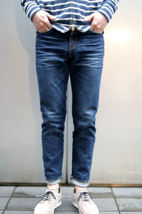 CARLO stretch denim pants (#7295)