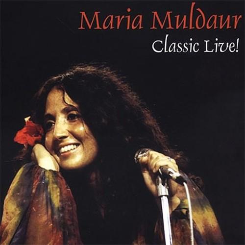CD 「CLASSIC LIVE! / MARIA MULDAUR」