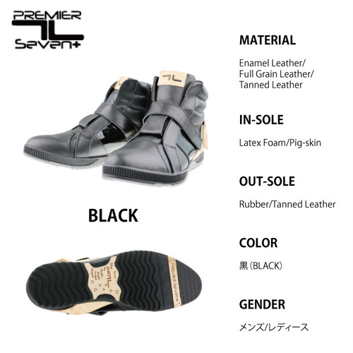 【PREMIER SEVEN】PS-975/BLACK