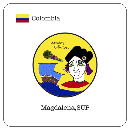 コロンビア マグダレナ / 100g