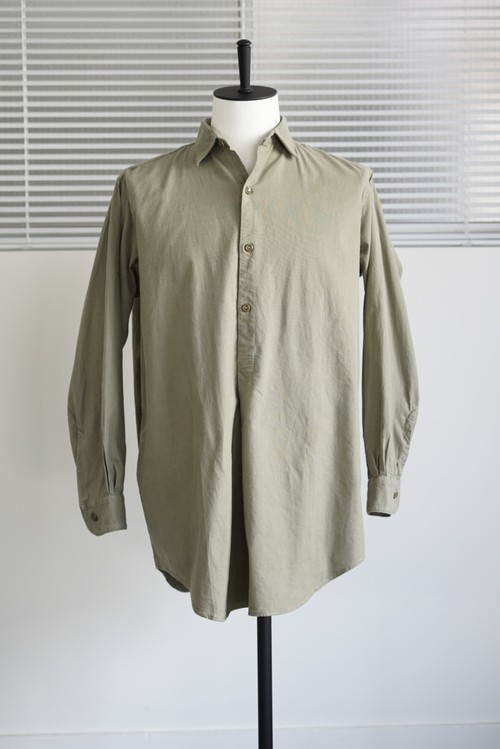<SOLD OUT>Czech Military - Sleeping Shirt 1950's Dead Stock