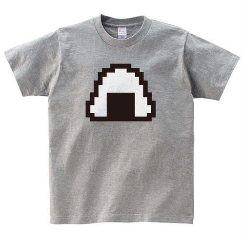 おもしろ おにぎり Tシャツ メンズ レディース 半袖 ゆったり パロディ トップス 白 30代 40代 ペアルック ネタ 大きいサイズ 綿100% 160 S M L XL
