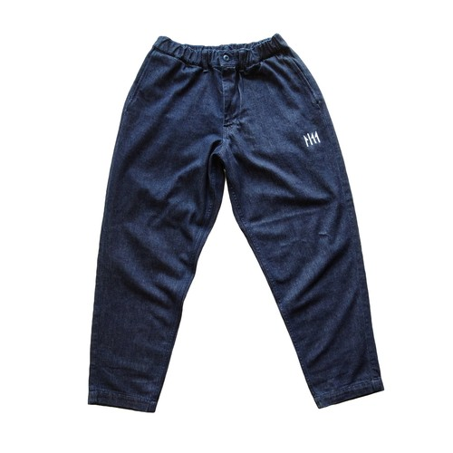 【WEBSTORE限定】DENIM TAPERED EASY PANTS BW-308