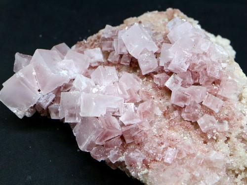 ピンクハーライト カリフォルニア産 318,7g 岩塩 PH057