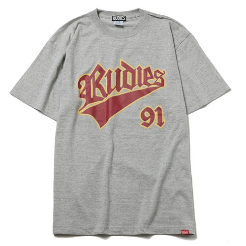 RUDIE'S / ルーディーズ   GAME-T:Gray