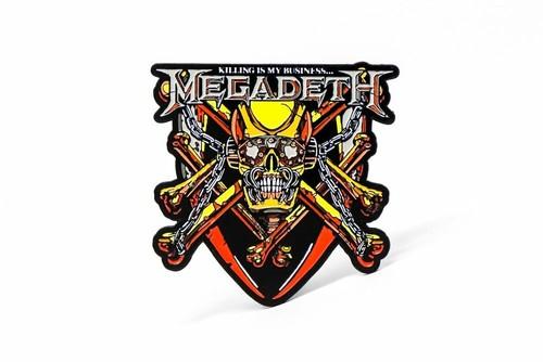 """Rockinpins""""Megadeth - KIMB"""""""