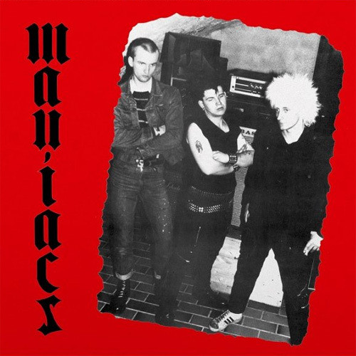 MANIACS:TIN CAN ARMY/SPLIT CD
