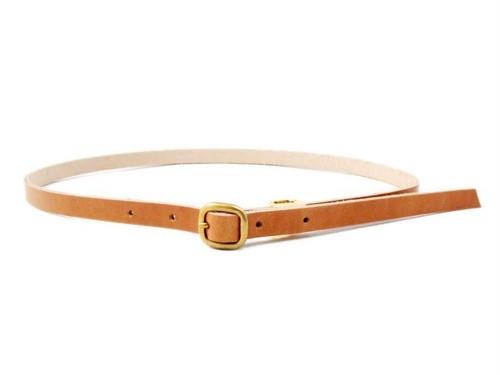 【sleepslope】Simple Belt 15mm
