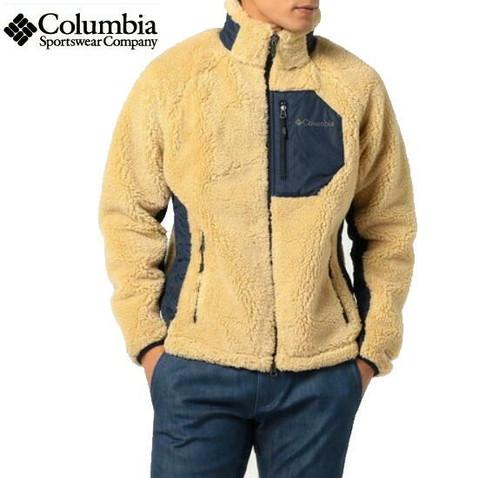 コロンビア Columbia フリース ジャケット アーチャーリッジジャケット PM3743 Sierra Tan