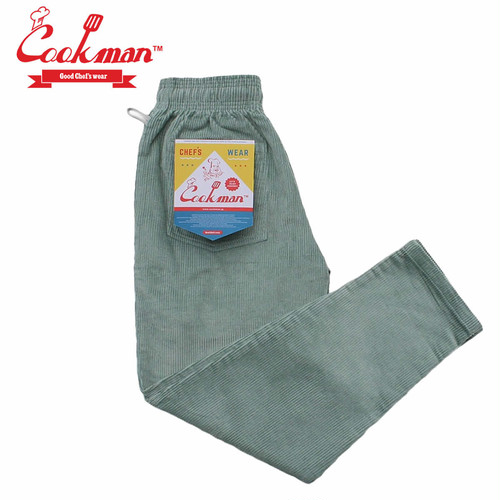 (クックマン)Cookman Chef Pants 「Corduroy」