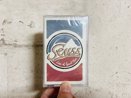 【2/19発売・予約】Seuss / Lots of Good Fun (TAPE)
