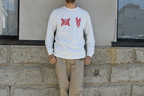 30%OFF CHARI&CO / CHINA TOWN L/S TEE