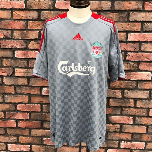 2008-09 Liverpool Away Adidas Carlsberg