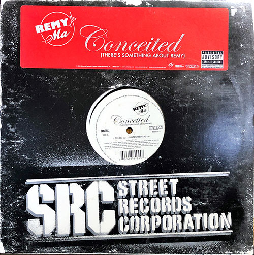 Remy Ma - Conceited (There's Something About Remy) (12inch) SCOTT STORCH FAT JOE [hiphop] 試聴 fps200514-2