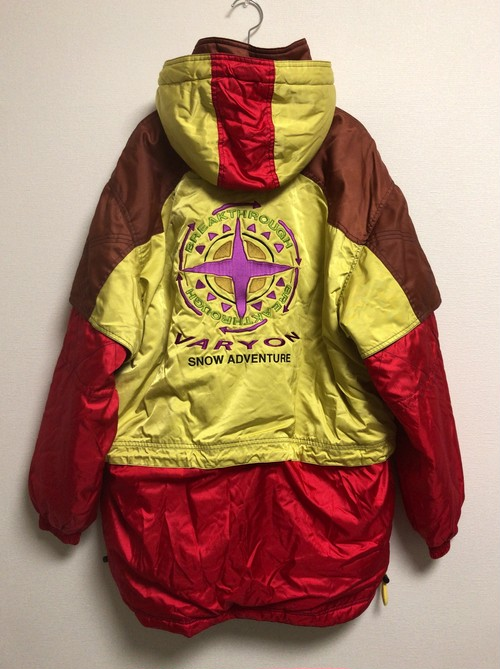 90's HELL DIVE ski pullover jacket