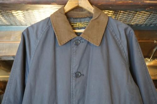 FREEMANS SPORTING CLUB Barn style Coat