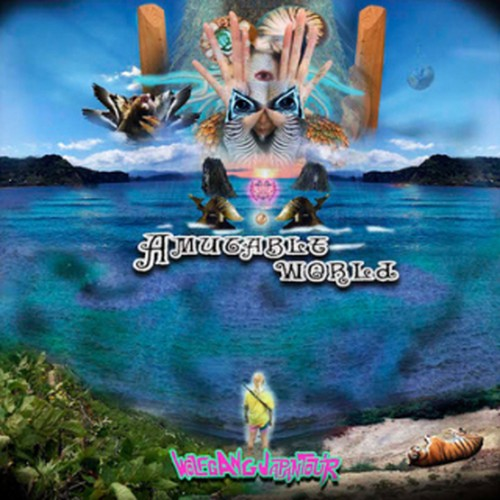 Wolfgang japantour - A MUTABLE WORLD(CD)