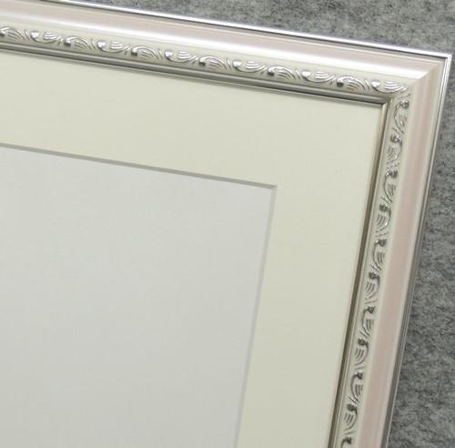 水彩画・ペン画額装*F6号サイズ