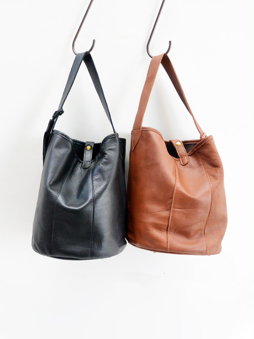 MARINEDAY(マリンデイ)POPEYE SOFT LEATHER BAG